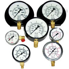 Hydraulic High Pressure Gauges