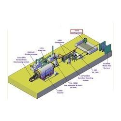 Waste Tyre Recycling Plant, Tyre Recycling Plant Manufacturers