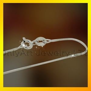 925 Silver Snake Chain For Lady