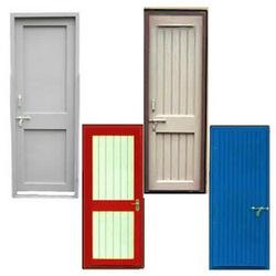 Rib Steel Doors