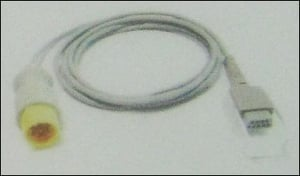 Spo2 Extension Cable Compatible For L And T Planet Monitor