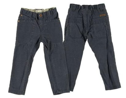 Boy Cargo Trousers
