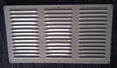 Louvered Exhaust Vents