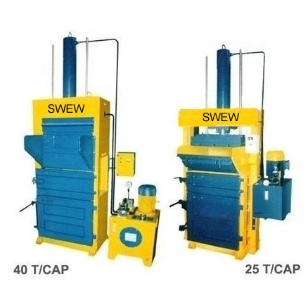 Hydraulic Pet Bottle Baling Press Machine in  New Area