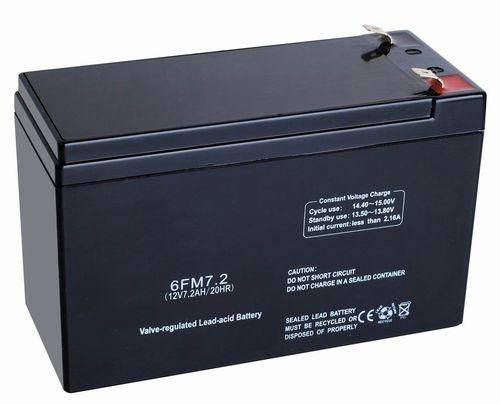 Industrial Valve Regulated Lead Acid Battery in  Waliv Phata-Vasai (E)