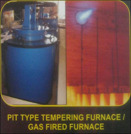 Pit Type Tempering Furnace in  Kundrathur Road