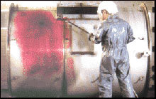 K2 Pickling Spray