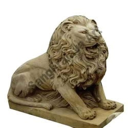 King Of The Jungle Statue