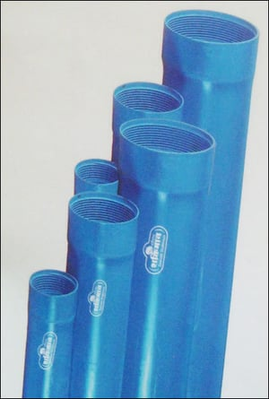 Ribbed Screen Casting Pipes