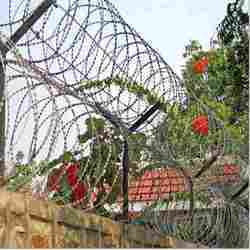 Concertina Wire Fencing At Best Price In Delhi Delhi