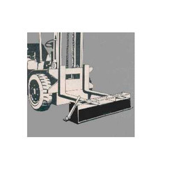 Magnetic  Forklift Road Sweepers