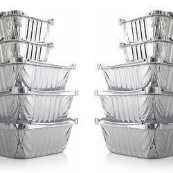 Aluminum Containers
