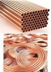 Copper Pipes And Coils