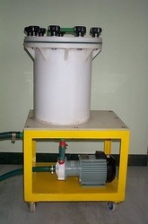 Industrial Electroplating Filter