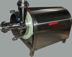 Ss Milk Transfer Pump