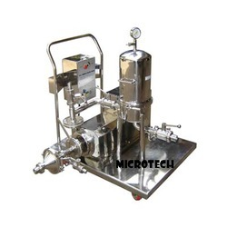 Candle Perfume Filtration System