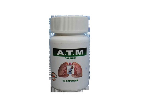 ATM Capsules For Asthma