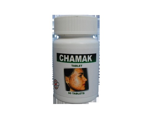 CHAMAK Tablets for Pimples-Acne and Dark Circles