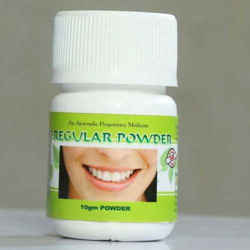 REGULAR Powder for Oral Problems