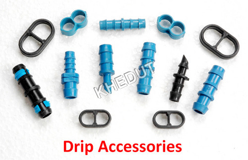 Drip Irrigation Poly Tubing Fittings