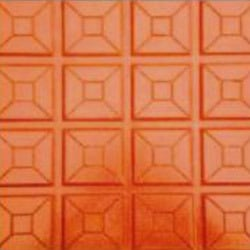 Reflective Chequered Tile
