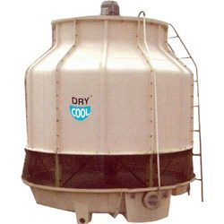 Bottle Shaped Frp Cooling Tower