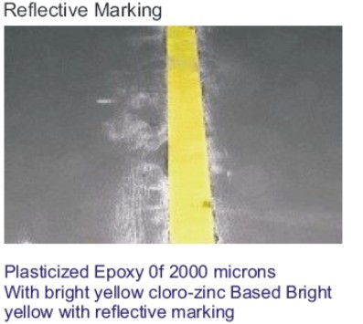 Cold Applied Road Marking Non Reflective Paint at Best Price