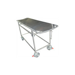 Hospital Stainless Steel Stretchers
