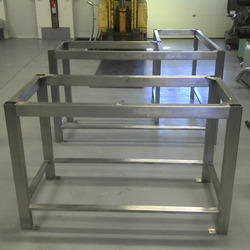 Stainless Steel Table Frames