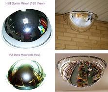Dome Mirror in  Khetwadi