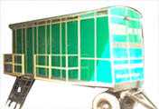 Economical Mobile Toilet Van (Emtv-01)