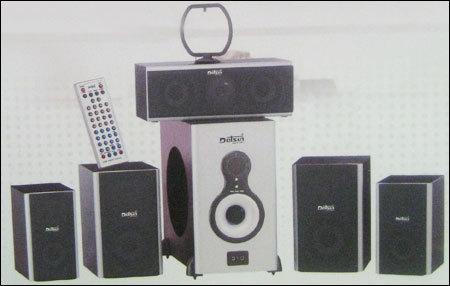 Remote Test Speaker System - Dotsun Radio Corporation, A-77