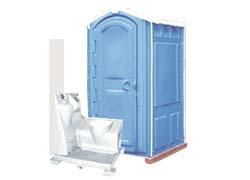 Super Loo Economic Deluxe Portable Toilet