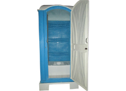 Super Loo Indian Portable Toilet