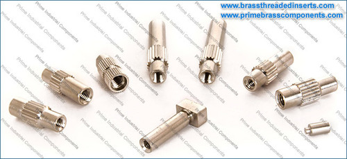 Brass Terminal Inserts