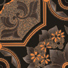 Latest Black Glossy Printed Floor Tiles