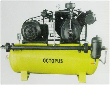 Multi Stage High Pressure Compressors (Model 114t2)