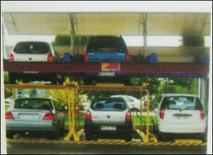 Puzzle Type Parking System