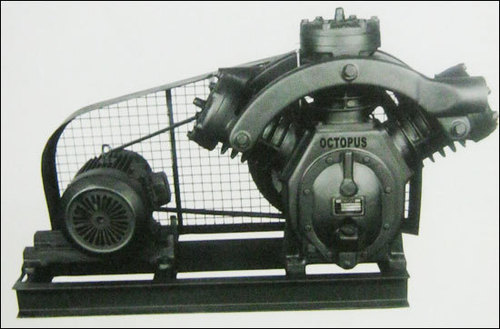 Single And Two Stage Dry Vacuum Pumps (Model 114v)