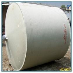PP Spiral Reaction Vessel - M  R  Plastichem Equipments