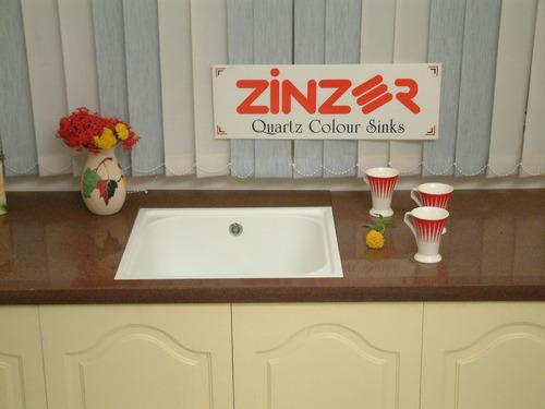 Single Bowl Sink in Bhavnagar, Gujarat - ZINZER TRADELINKS P. LTD.