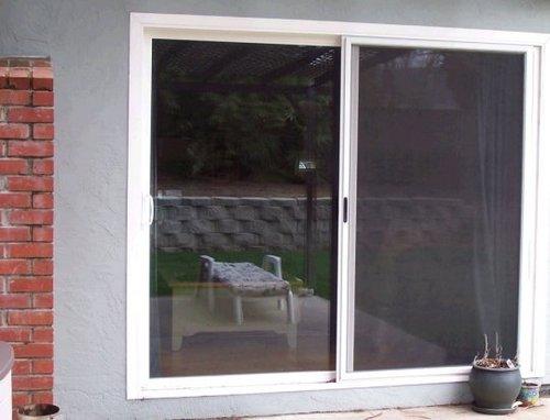 Fenêtre coulissante Upvc