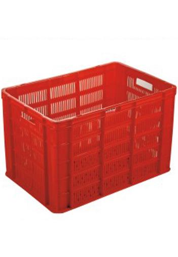 Full Jali Plastic Crate (Model 3030)