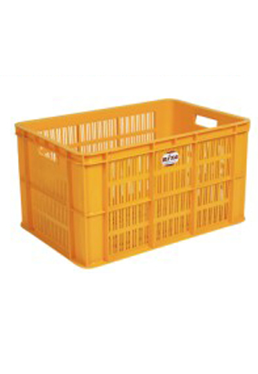 Plastic Crates (Model 2020)