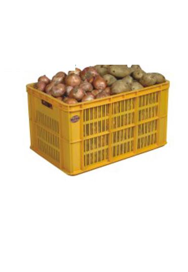 Vegetable Fabrication Jaali Crate