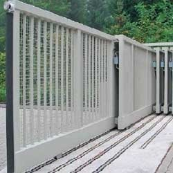 Fabricated Sliding Gates