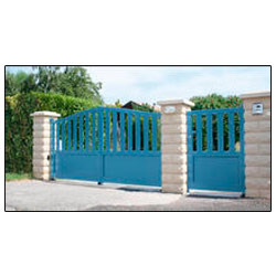 Motorized Swing Doors