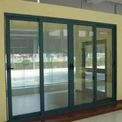 Remote Control Sliding Doors