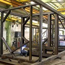 Structural Steel Fabrication