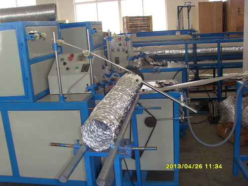 Insulated Duct Machine